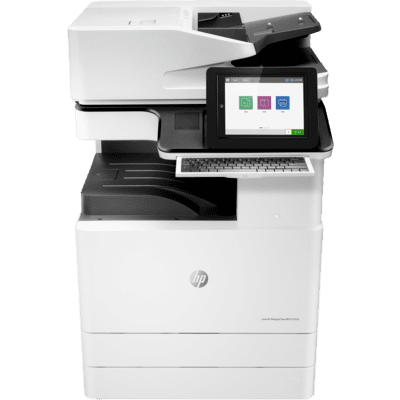 Aluguel de impressoras e multifuncionais HP E72525DN MPF Laser Mono 25PPM A3 Flow