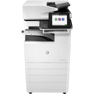 Aluguel de impressoras e multifuncionais HP E77830DN MFP Laser Cor 30PPM