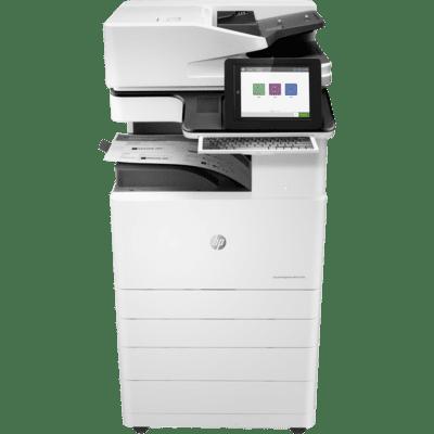 Aluguel de impressoras e multifuncionais HP E72535DB MPF Laser Mono 35PPM A3 Flow