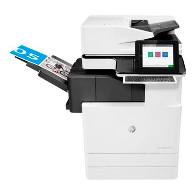 Aluguel de impressora HP E87640Z MFP LASER COR 40PPM A3 FLOW
